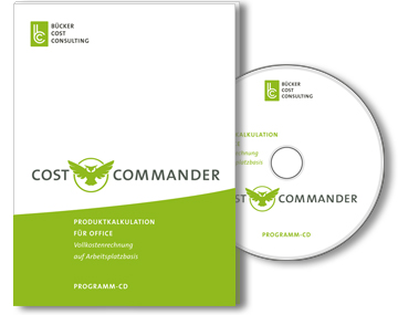 Bücker Cost Consutling - Cost Commander